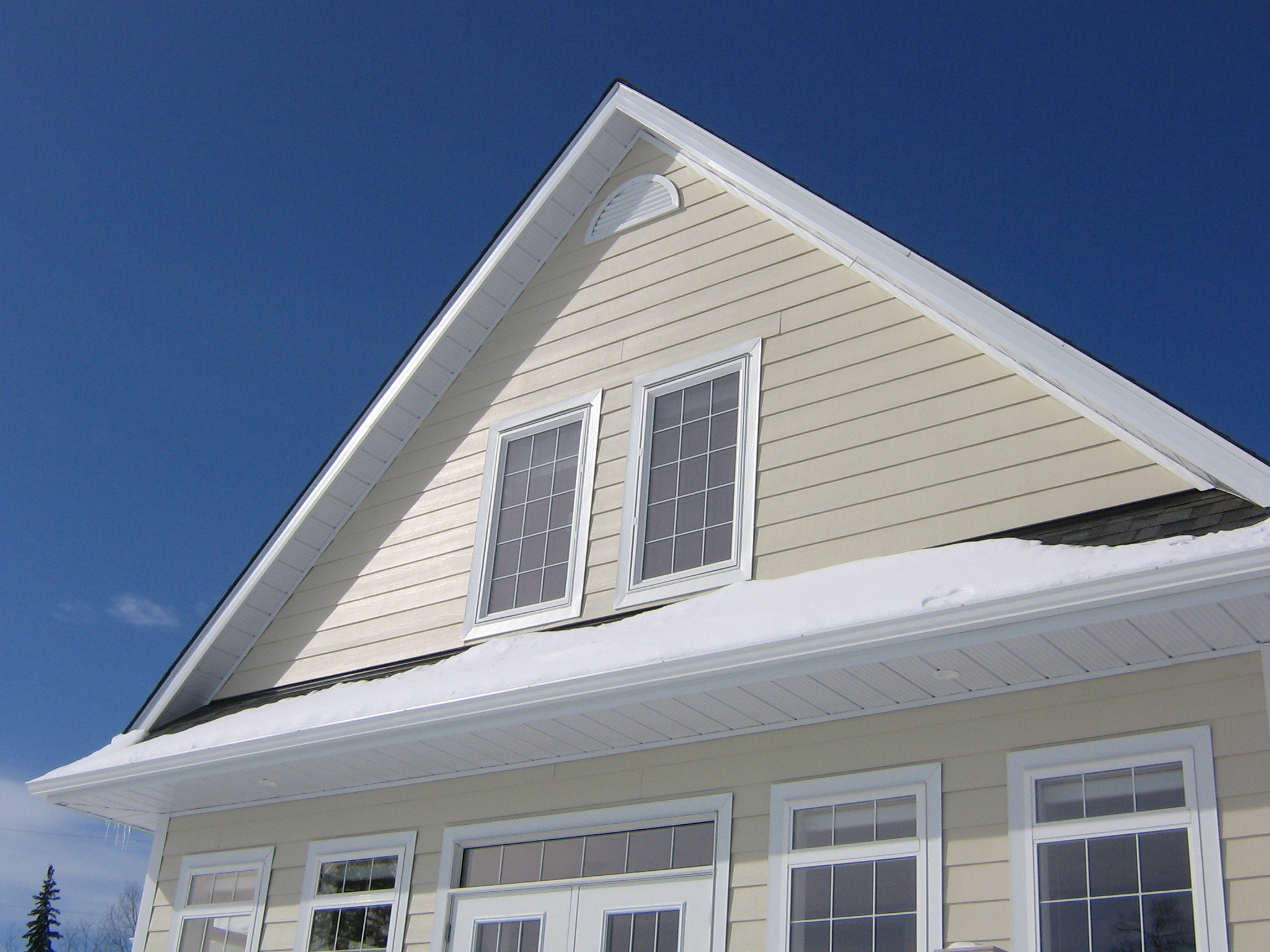 Exterior Siding Projects In Edmonton Bplus Exteriors Ltd